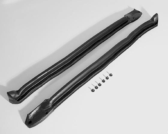 1969-1970 Buick Electra Convertible Windshield Pillar Seals